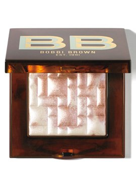Bobbi Brown Scotch on the Rocks Pink Glow Highlight Powder