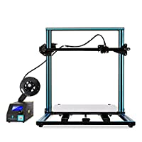 "SainSmart x Creality ""CR-10 Plus"" Semi-Assembled 3D Printer, Dual-Z Motors, Massive Print Size 19.68"" x 19.68"" x 19.68"" from SainSmart"