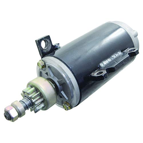 Prestolite Starter Motors - NEW Starter Fits Evinrude/Johnson 85-140Hp 1964-1997 Outboard Engine 386465 2-YEAR WARRANTY