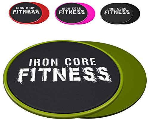 Workout Sliders for Fitness Strength & Fat Loss. The for sale  Delivered anywhere in Canada