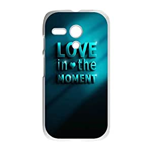 Motorola G Phone Case Love Moment Valentine¡¯s Day Q6A1158075