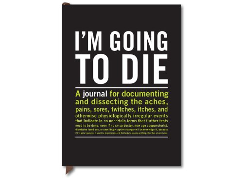 Knock Inner Truth Journal Going Die product image