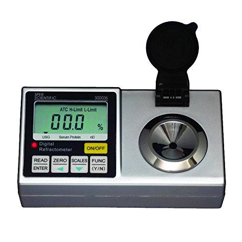 Sper Scientific 300036 Lab Digital Refractometer by Sper Scientific