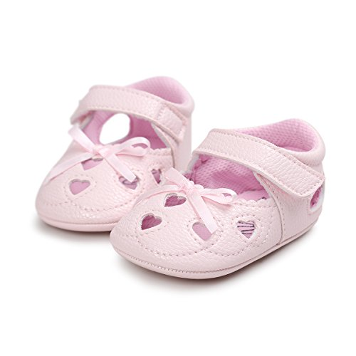 DZT1968  Baby Girl Embroidery Flower Fashion Non-Slip Toddler First Walkers Princess Dress Shoes