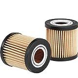Bosch 3334 Premium FILTECH Oil Filter for Select