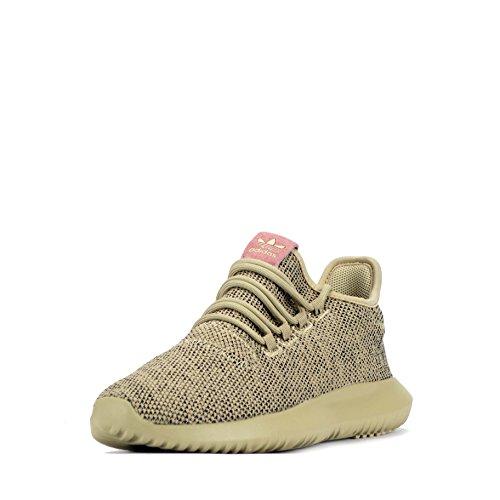 adidas Originals Adidas Originals Tubular Shadow - Zapatillas para mujer marrón Linen Khaki-Raw Pink-Linen Khaki