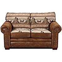 American Furniture Classics Alpine Lodge Love Seat