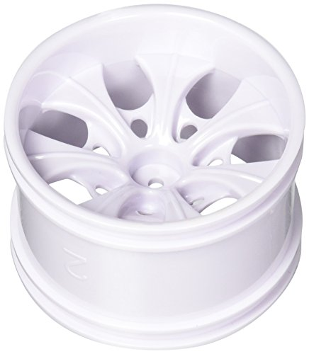 Redcat Racing 08008nw 2.8 White 7 Spoke Wheels (2Piece)