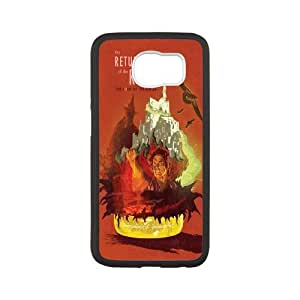 High Quality -ChenDong PHONE CASE- For Samsung Galaxy S6 -Lord Of The Rings Design-UNIQUE-DESIGH 1