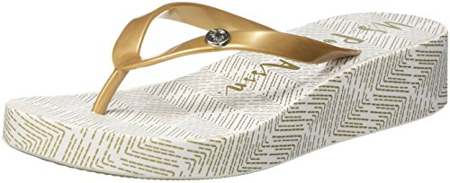 Tamy Or Femme gold s U Gold polo Assn Tongs tqvn7w4