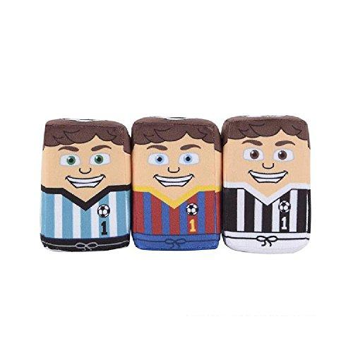 5'' X 3'' X 2.5'' Soccer Stakz by Bargain World