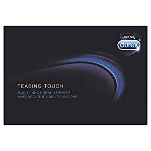 Durex Teasing Touch Multi-Functional Stroker Vibrating Stimulator