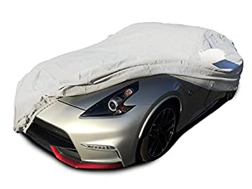 CarsCover Custom Fit 2009 2018 Nissan 370Z / 370Z Nismo Car Cover Heavy  Duty Weatherproof