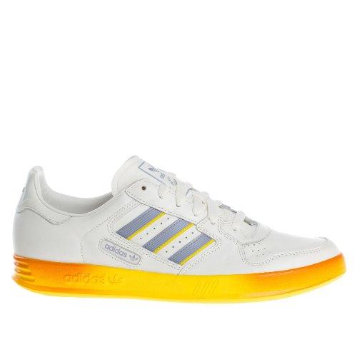 Adidas - Zapatillas de tenis para hombre negro negro