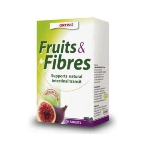 Ortisan Fruits & Fibre Cubes- 24