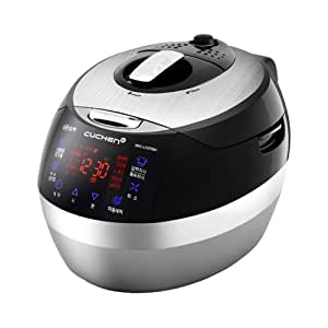 Amazon.com: Cuchen Black Diamond IH Pressure Rice Cooker