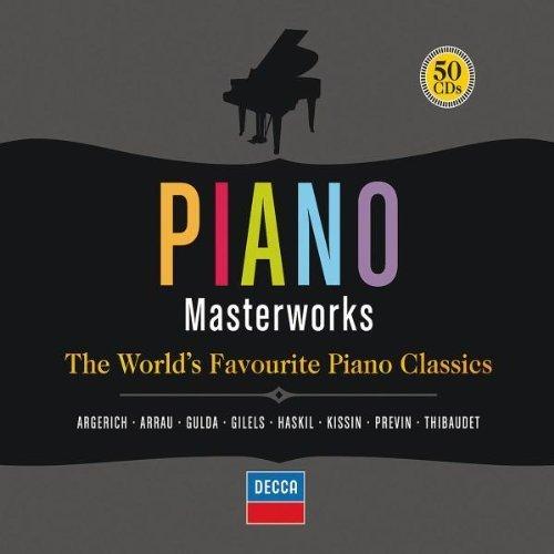 (Piano Masterworks: World's Favourite Piano Classics by Unknown (2008-10-28))