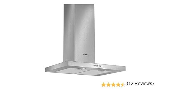 Bosch DWB077A50 - Campana Decorativa Dwb077A50 Con Motor Ecosilence: 291.13: Amazon.es: Grandes electrodomésticos