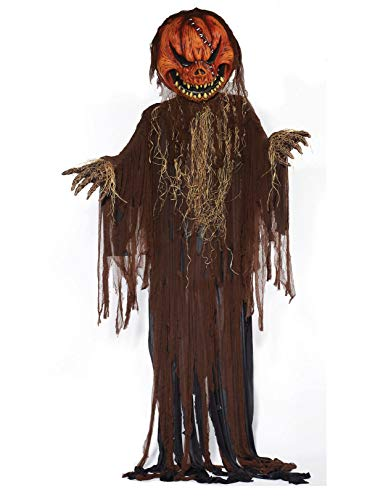 Forum Novelties Scary Pumpkin Prop 12 ft -