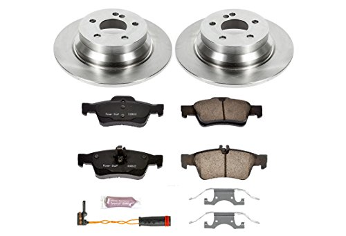 1-Click OE Replacement Brake Kit KOE1501 Autospecialty