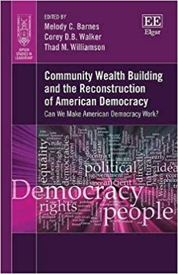 Amazon.com: Community Wealth Building and the Reconstruction of ...