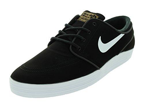Nike Nike Sb-Lunar Stephan Janoski-zapatillas de skate para hombre Negro - negro