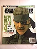 Game Informer Computer and Game Magazine - Metal Gear Solid 4 Guns of the Patriots - Decembert 2005 - Issue 152
