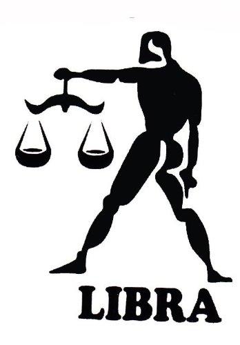 Libra Zodiac Sign Tattoos