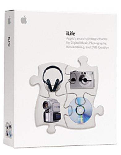 Software : iLife [OLDER VERSION]
