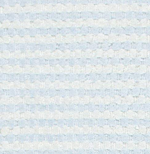 Rizzy Home Platoon Collection Wool Area Rug, 8 x 10 , Blue Gray Khaki Checker