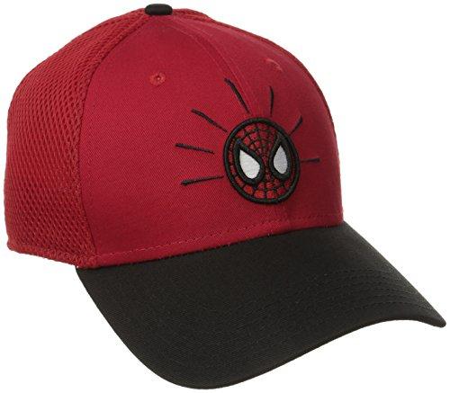 Amazing Spiderman 2 Tone Neo Flex Fit Baseball Cap