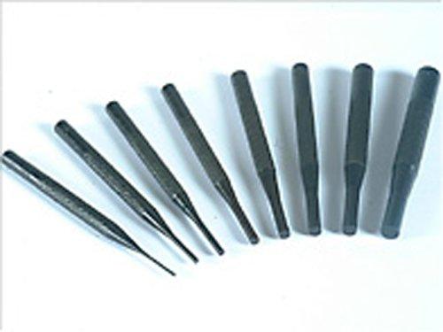 Faithfull Parallel Pin Punch Set 8 Round Head