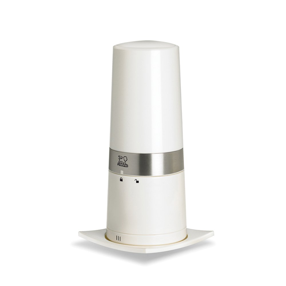 Peugeot Annecy Cheese Mill, White