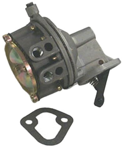 (Sierra International 18-7274 Marine Fuel Pump for Mercruiser Stern Drive)