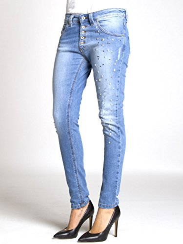 taille femme Jeans taille extensible tissu Carrera BLU Jeans 771 pour loose 771B0970X normale UZR8w6