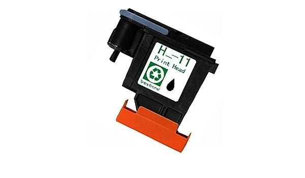 yatunink (TM) Reemplazo para HP 11 Cabezal de impresión único ...