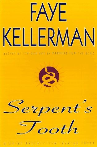book cover of Serpent\'s Tooth