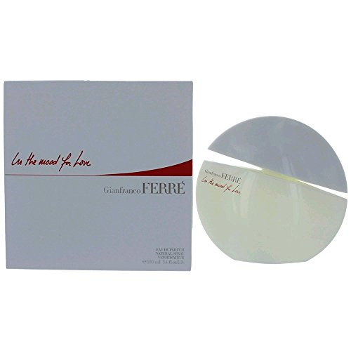 Gianfranco Ferre In The Mood for Love Eau de Parfum Spray, 3.4 Ounce