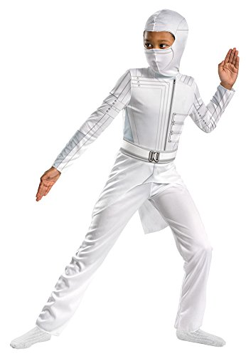SALES4YA Kids-Costume Storm Shadow Classic 7-8 Kids Costume Halloween -