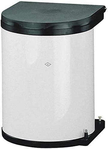 Poubelle Pivotante A Ouverture Automatique 13 L Decor Inox