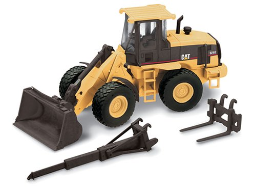 Norscot Cat 924G Versalink Wheel Loader with work tools 1:50 scale ()