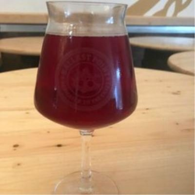Ballast Point Brewing Company - Sour Wench Teku Specialty Glass - Limited Edition