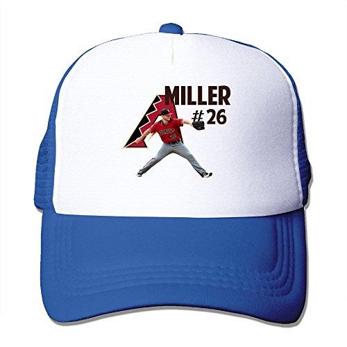 Greenday SM Pitcher #26 Trucker Adjustable Flexfit Custom Hat Cap Mesh - Custom Hat Trucker Flexfit