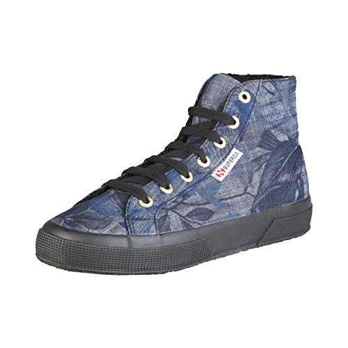 Bottines Chaussures De Forme Superga Denim En Femme x1BqwtI