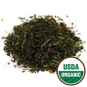 Stevia Leaves (Stevia Leaf Cut & Sifted Organic - Stevia rebaudiana, 4)
