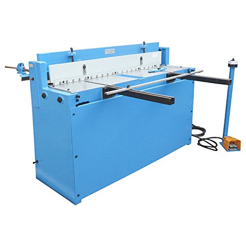 52'' x 16 Gauge Air Shear 40 Stroke Pneumatic Angle Blade Multiple Surfaces Cutting Edge Pressure Cutter 85-100 PSI by DBM IMPORTS