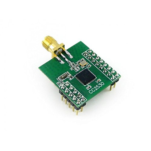 Waveshare présentations Core2530/ZigBee module, fonctionnalités, le Cc2530F256Onboard