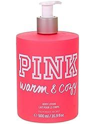 Victoria's Secret PINK Warm & Cozy Body Lotion W/Pump 16.9 oz