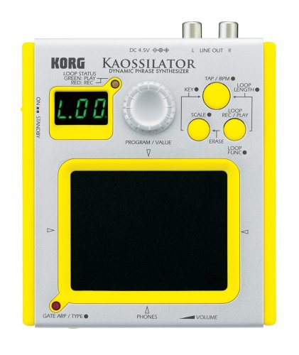 Korg Kaossilator KO-1 Dynamic Phrase Synthesizer