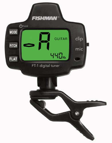 Fishman FT1 Digital Tuner